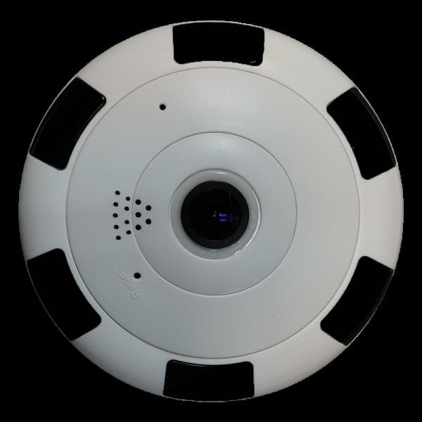 دوربین چشم ماهی پانارومیک v380
