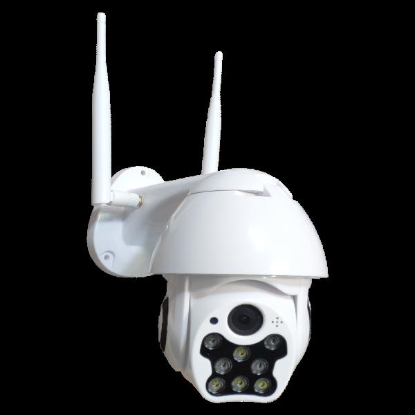 دوربین مداربسته چرخشی mini speed dome v380 pro