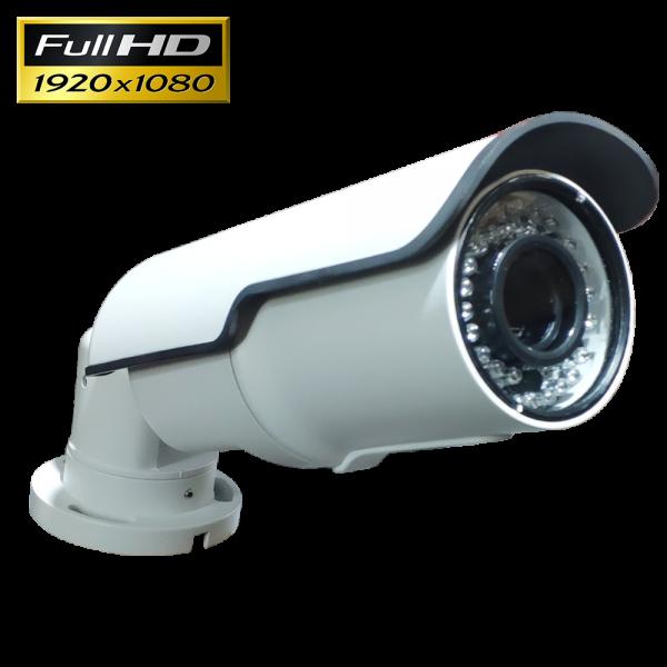 دوربین مداربسته بولت فلزی 2 مگاپیکسل موتورایز wdr