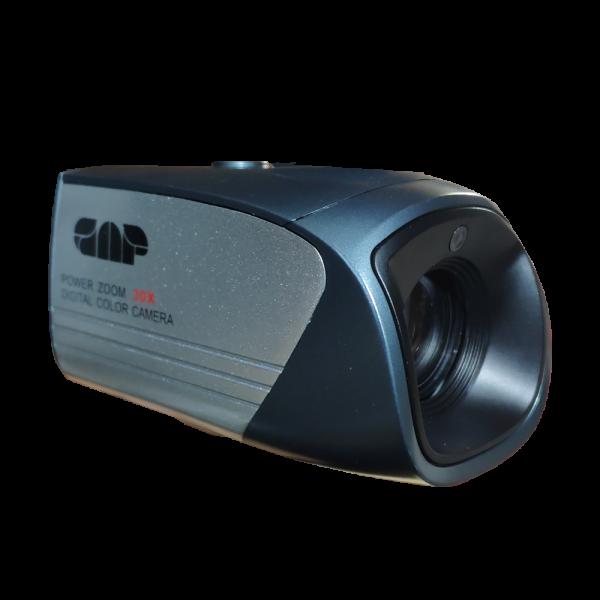 دوربین مداربسته بولت انالوگ باکس صنعتی(box) با زوم 30x