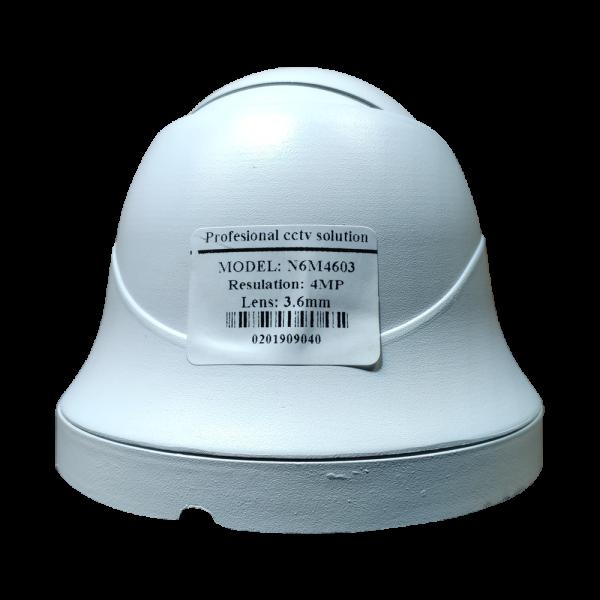 دوربین مداربسته دام (سقفی) 4 مگاپیکسل بدنه فلزی تحت سیستم ahd