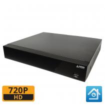 دستگاه ضبط کننده دوربین مداربسته 8 کانال 1.3 مگاپیکسل dvr 8ch 1.3mp