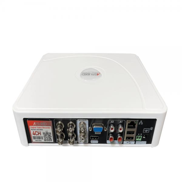 دستگاه ضبط کننده دوربین مداربسته 4 کانال 5 مگاپیکسل AHD-5004
