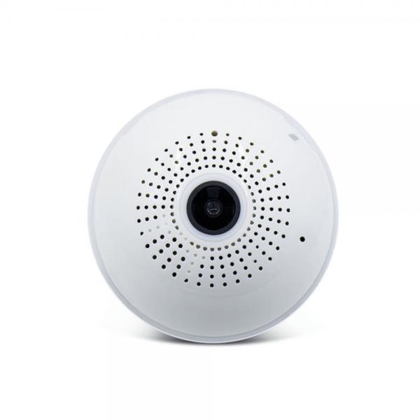 دوربین مداربسته هوشمند پاناروما طرح لامپی v380