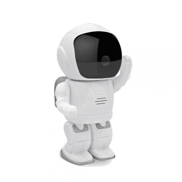 دوربین مداربسته چرخشی هوشمند طرح روبات yoosee