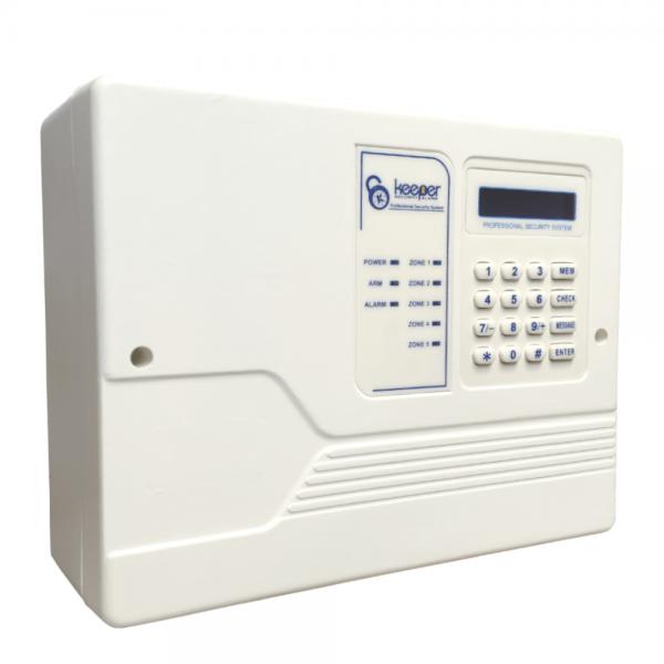 دزدگیر اماکن برند کیپر سیم کارت و تلفن همزمان مدل keeper kp2105gs