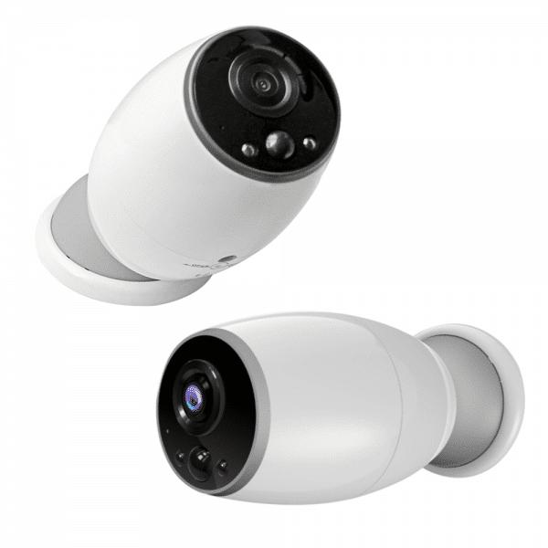 دوربین هوشمند تحت شبکه وایرلس ضدآب شارژی ubell