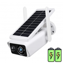 دوربین مداربسته بولت هوشمند ضدآب وایرلس خورشیدی