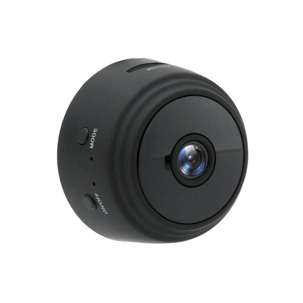دوربین مداربسته کوچک رمخور وای باطری خور sqt با نرم افزار v380
