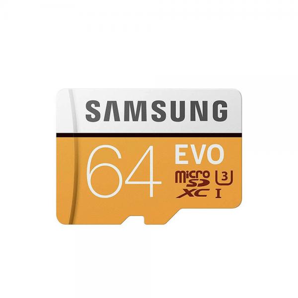 کارت حافظه 64 گیگ سامسونگ مناسب برای دوربین مداربسته