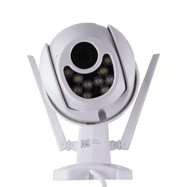 دوربین مداربسته هوشمند ضدآب دید در شب رنگی V380
