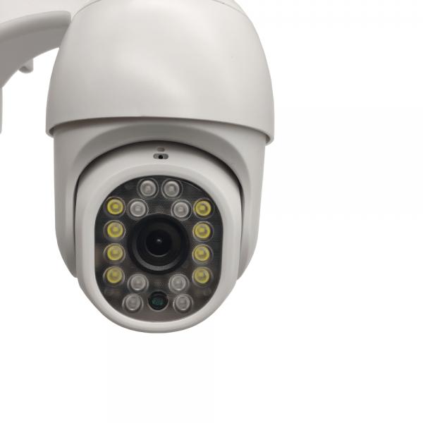 دوربین وایرلس چرخشی ضدآب دید در شب رنگی yoosee