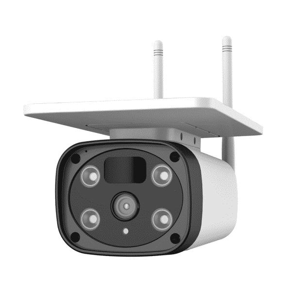 دوربین هوشمند وایرلس خورشیدی (سولار) بولت 2 مگاپیکسل ubox مدل zc-ipc218b-wifi