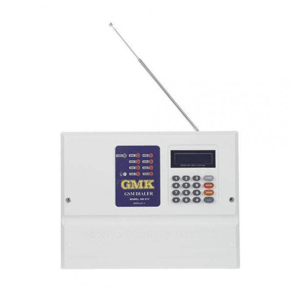 دزدگیر اماکن سیم کارت و تلفن همزمان برند gmk (جی ام کا) مدل 910